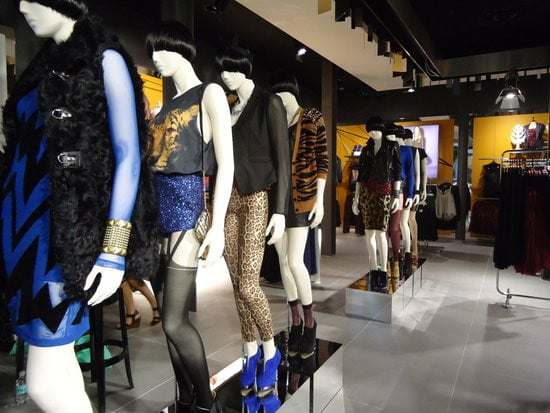 First Look Inside Topshop's First Australian Flagship Store Jam Factory on Chapel St Melbourne: Take A Tour with FabSugar!