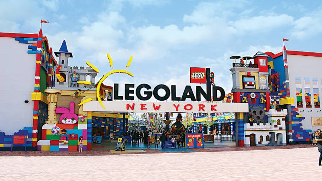 """""""The Factory"""" will be a Legoland New York exclusive."""