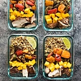Jerk Chicken Lunch Bowls