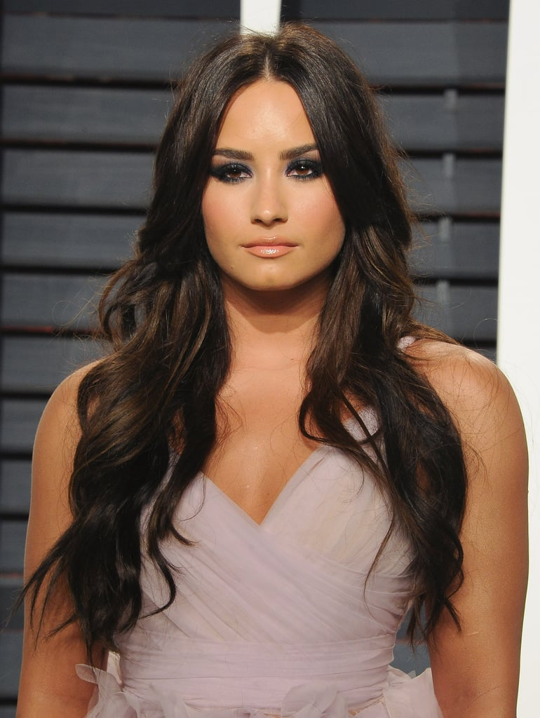 Long with subtle highlights demi lovato hair pictures long with subtle highlights pmusecretfo Gallery
