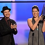Gavin DeGraw and Colbie Caillat