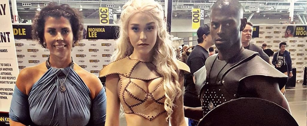 10 Hot Khaleesi Costumes That Will Make You Want to Bend the Knee
