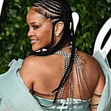Rihanna's Gorgeous Fulani Braids