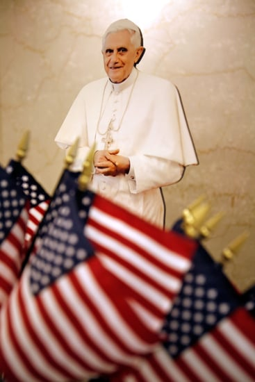 The Pope Is Coming to America! Today!