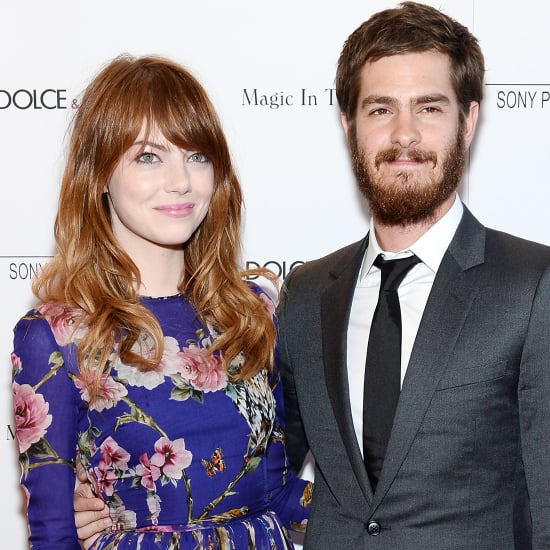 Emma Stone and Andrew Garfield Break Up October 2015
