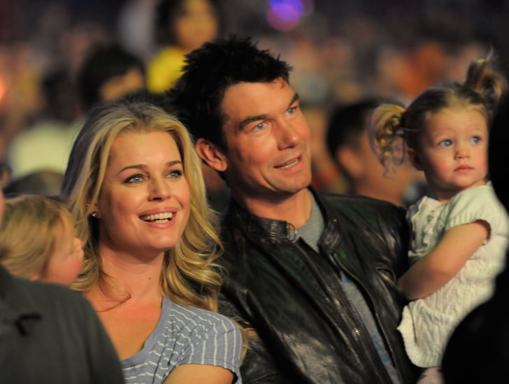 Rebecca Romijn shares you know you're a mother when...
