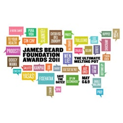2011 James Beard Awards Semifinalists