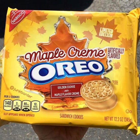 Maple Creme Oreos