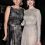 Princess Charlene and Anne Hathaway