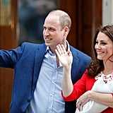 Prince Louis Is Born