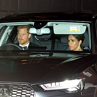 The Royal Family at Prince Charles's 70th Birthday Party