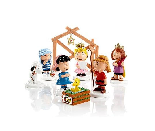 Department 56 Peanuts Christmas Village
