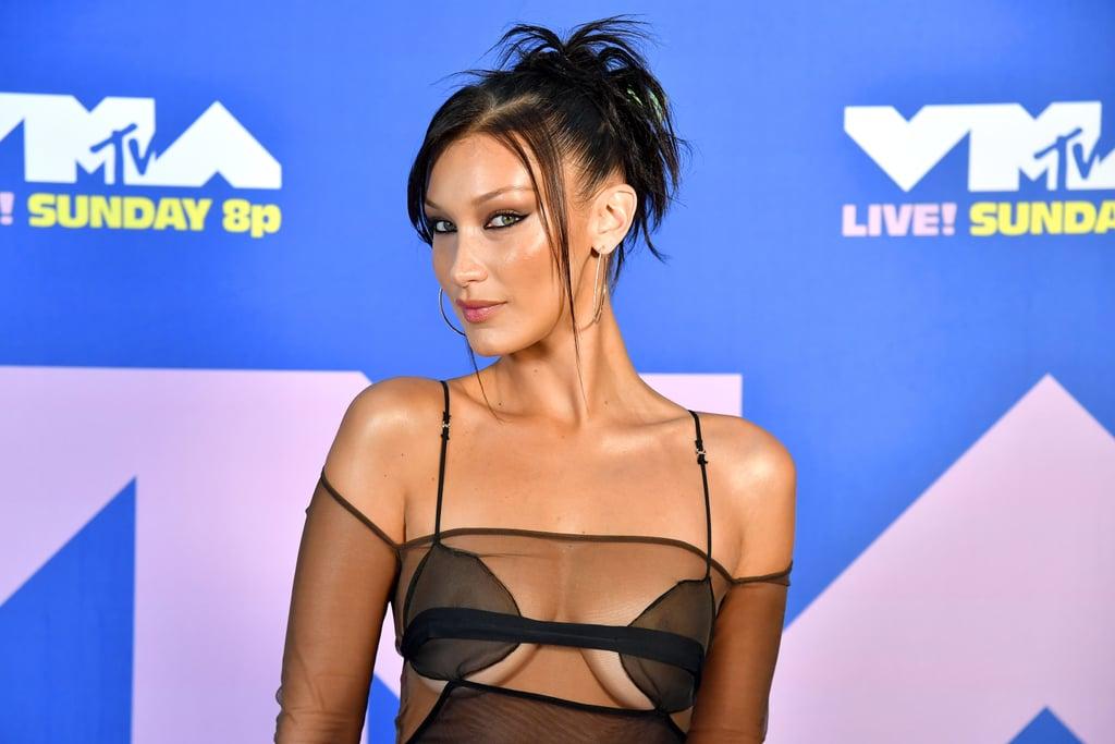 '90s-Inspired Beauty Looks at the 2020 MTV VMAs