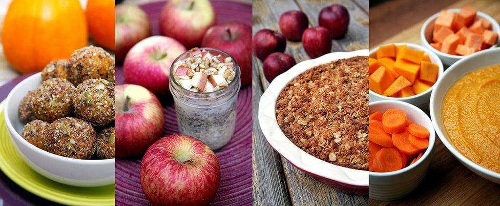 Healthy Autumn Recipes