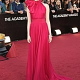 Emma Stone at the 2012 Academy Awards