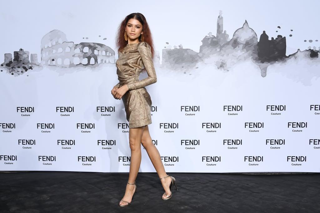 Zendaya in July 2019