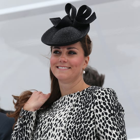 Pregnant Kate Middleton's Last Solo Appearance | Photos
