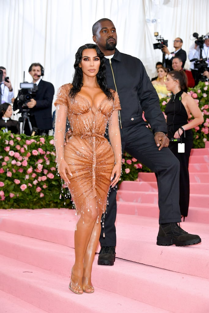 Kim Kardashian Met Gala Dress Fitting Video 2019
