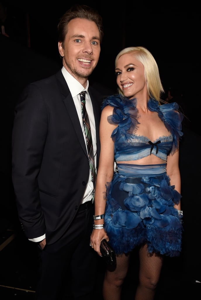 Pictured: Gwen Stefani and Dax Shepard