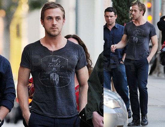 Do You Like Ryan Gosling and Hilary Rowland as a New Couple?