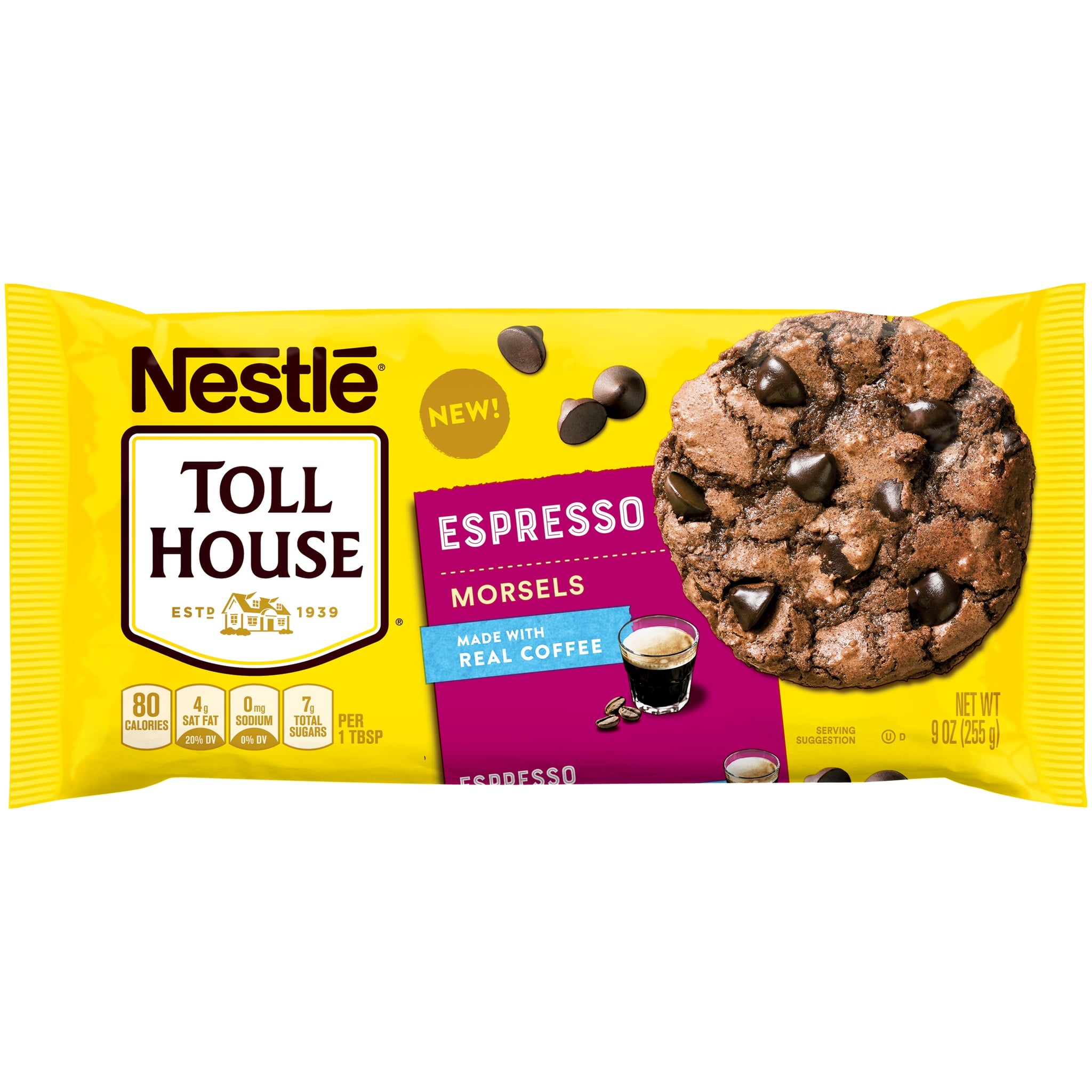 Um, YUM: Nestlé Tollhouse Has New Espresso Morsels Made With Roasted Coffee