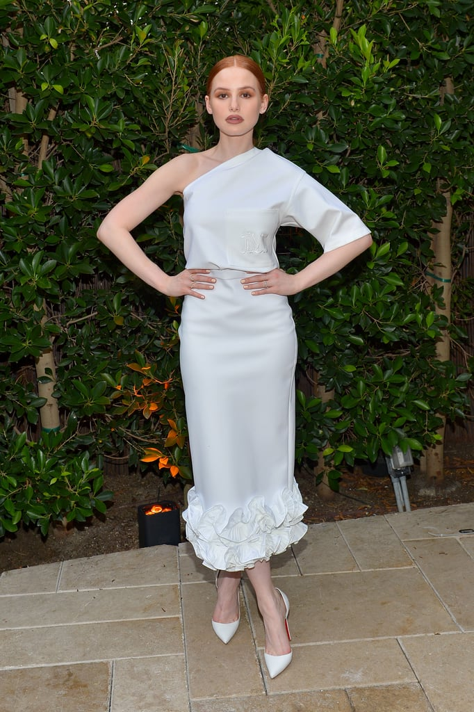 Madelaine Petsch at the 2019 Women in Film Max Mara Face of the Future Event