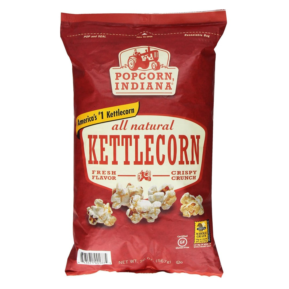 Popcorn, Indiana All Natural Kettlecorn