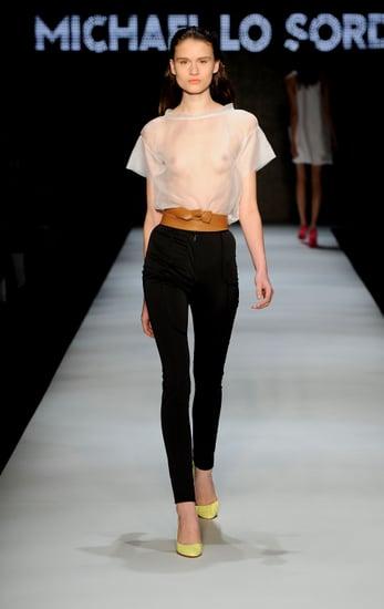 Rosemount Australia Fashion Week: Michael Lo Sordo Spring 2010