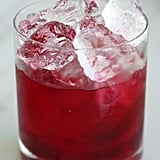 Cranberry Smash Cocktail