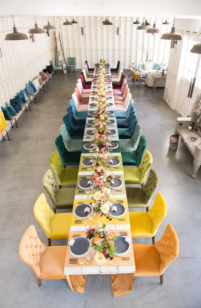 Colorful Receptions