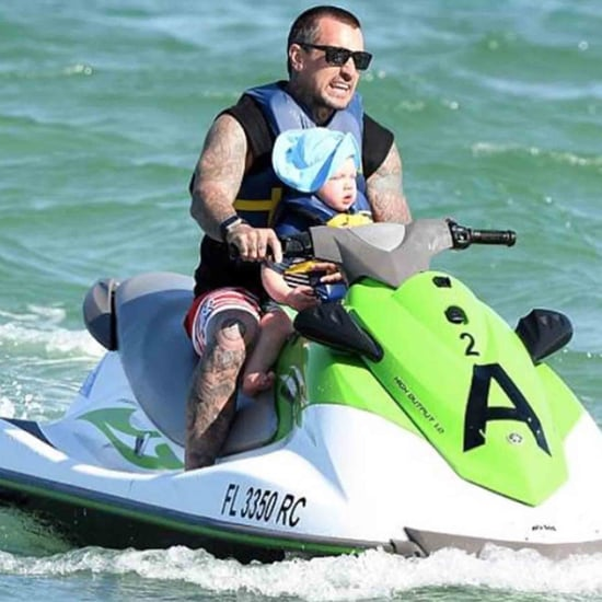 Carey Hart Calls Out Shamers in Jet Ski Photo With Jameson