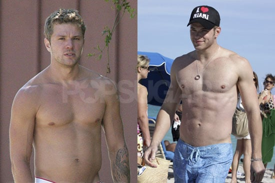 Ryan Phillippe vs. Kellan Lutz