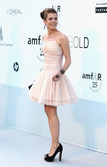 Charlotte Casiraghi(2011 amfAR Gala)