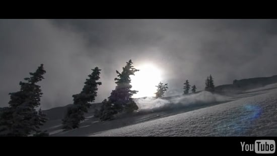 "Powderwh*re ""Flakes"" Gets You Psyched For Snow"