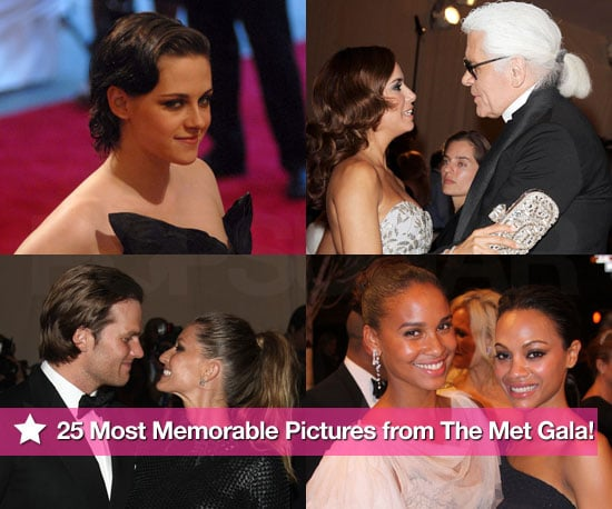 Celebrity Photos From Met Gala Including Kristen Stewart, Gisele Bundchen, Tom Brady and More
