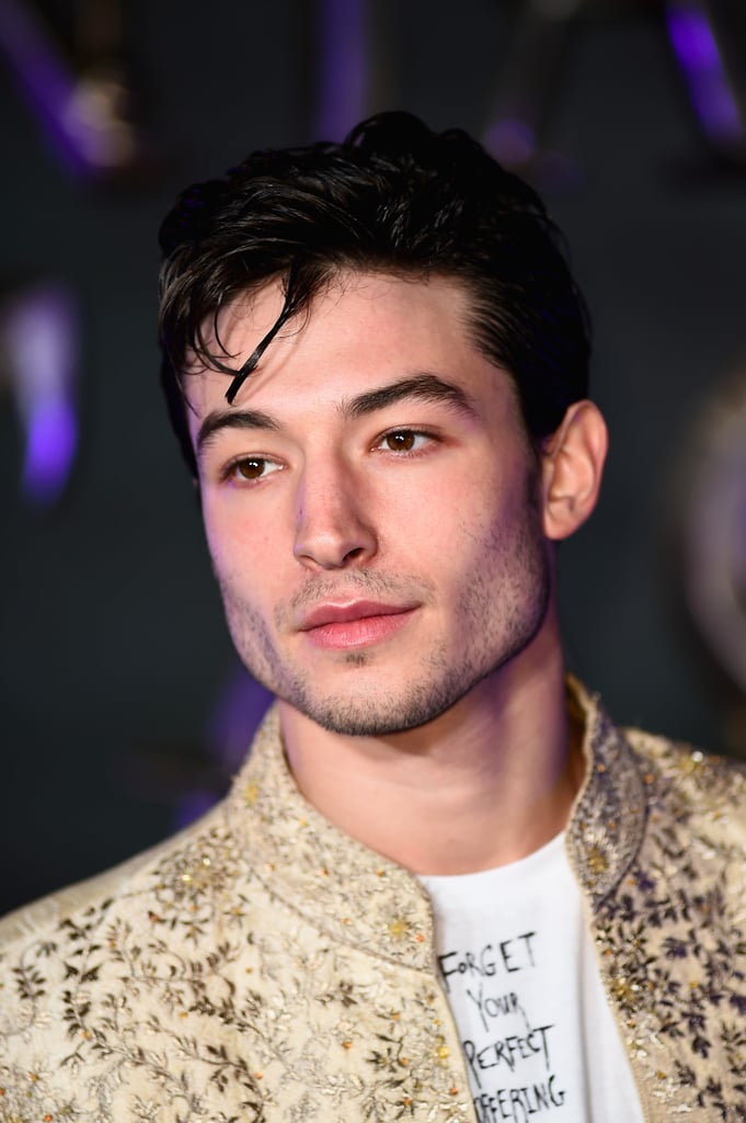 Hot Pictures of Ezra Miller