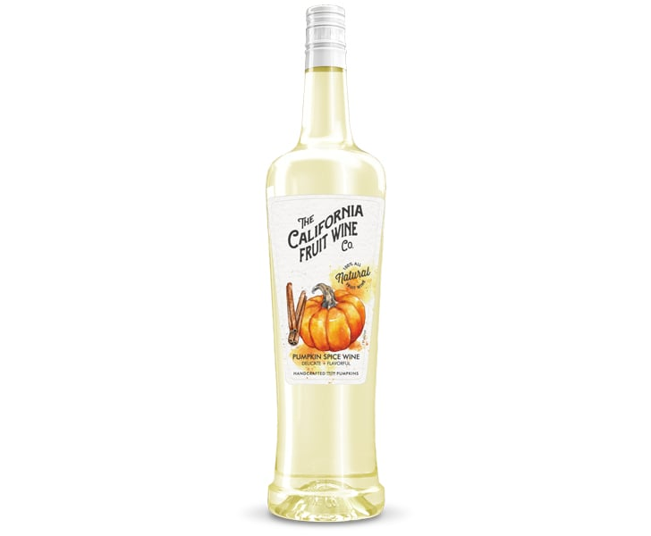 California Fruit Wine Co.'s Pumpkin Spice Wine