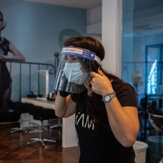 Will Hairstylists Wear Goggles at the Salon Amid Coronavirus