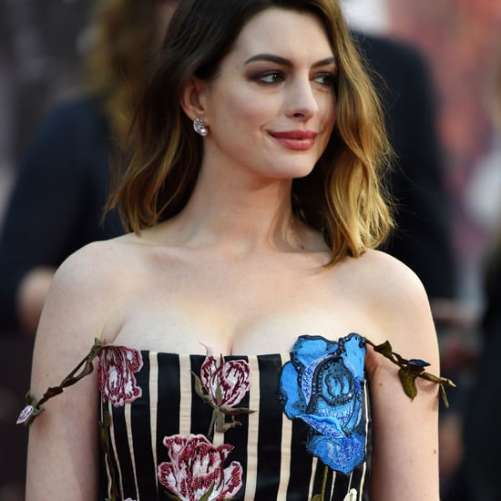 anne hathaway we re pretty sure anne hathaway found this miraculous ... Anne Hathaway