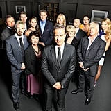 The Cast and Mark Bouris
