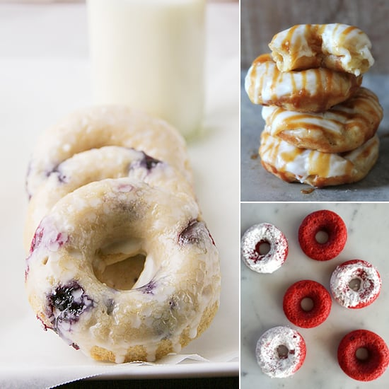 Baked Doughnut Recipes For Kids