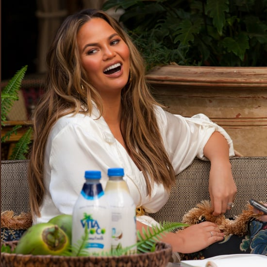 Chrissy Teigen Interview on Second Pregnancy and Parenting
