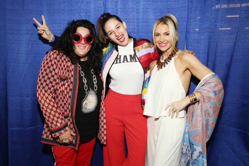 Pictured: Ashley Longshore, Amirah Kassem, and Jamie Sherrill