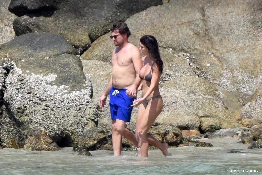 Leonardo DiCaprio and Camila Morrone Thailand December 2018