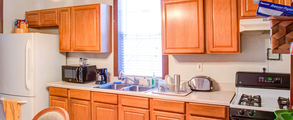 "Your Jaw Will Drop When You See the ""After"" Shots From this Lowe's Kitchen Makeover"