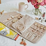 Bagsmart Travel Jewellery Foldable Jewelry Case