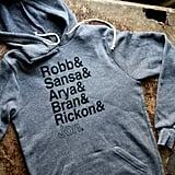 Stark Siblings Hoodie ($52)