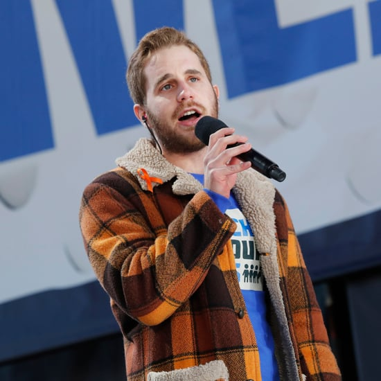 Ben Platt and Lin-Manuel Miranda March For Our Lives Video