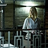 Yvonne Strahovski as Kate Morgan on the show.