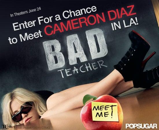 Win a Trip to Meet Cameron Diaz